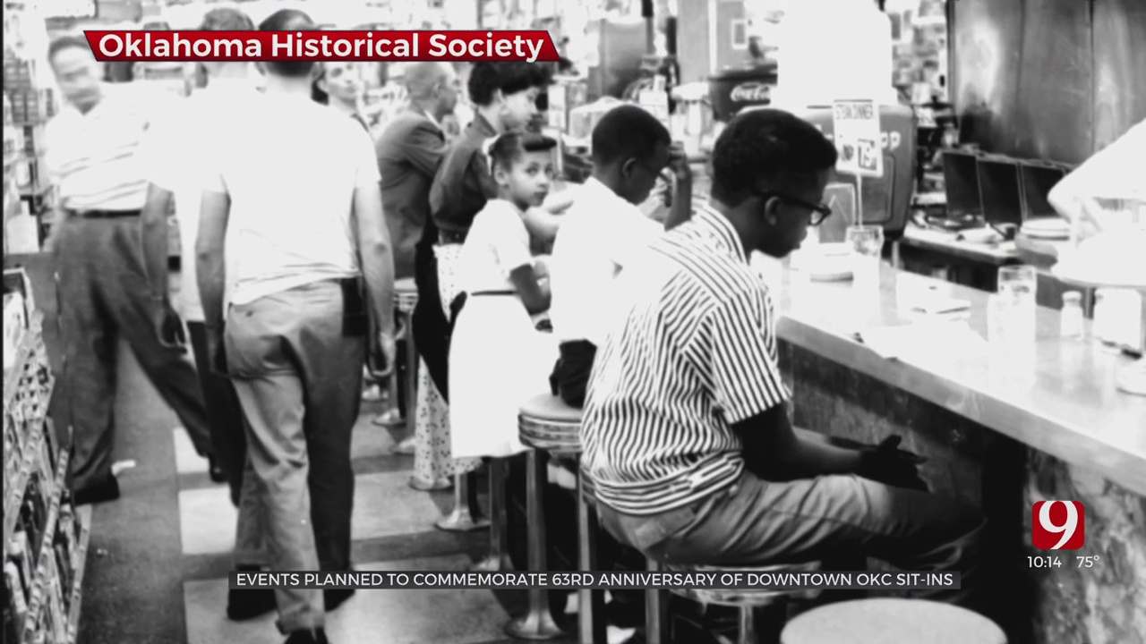 'It Takes Love Instead Of Hate': Reenactment of OKC Sit-In Protests Planned For 63rd Anniversary