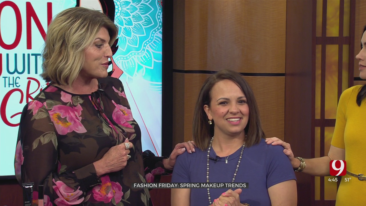 Fashion Friday: Spring Makeup Trends