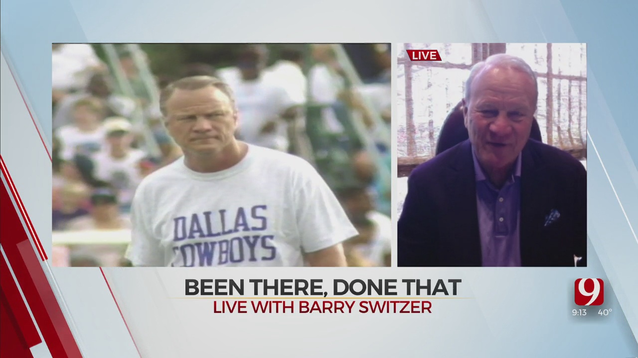 WATCH: Legendary Coach Barry Switzer On His Super Bowl Win
