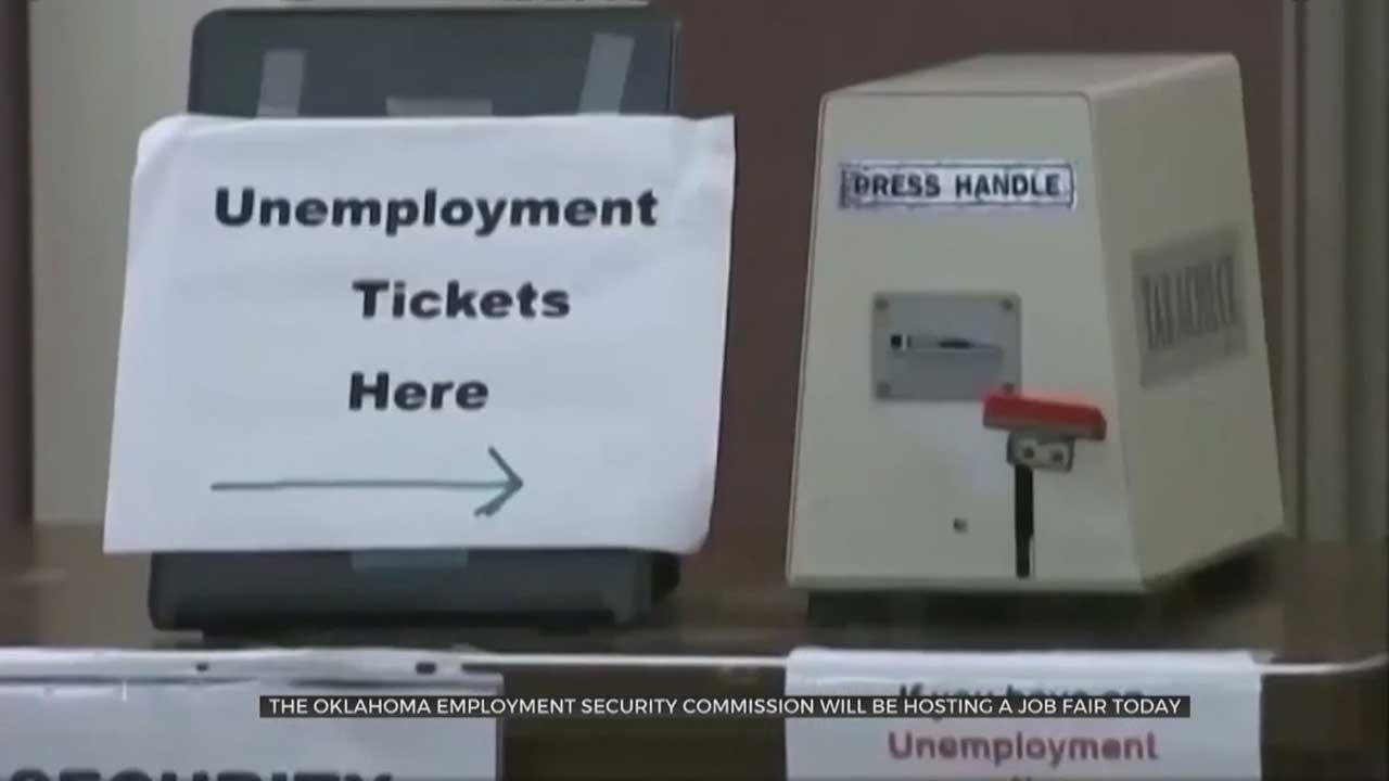 Gov. Stitt Offers Job Seekers $1,200 Reward