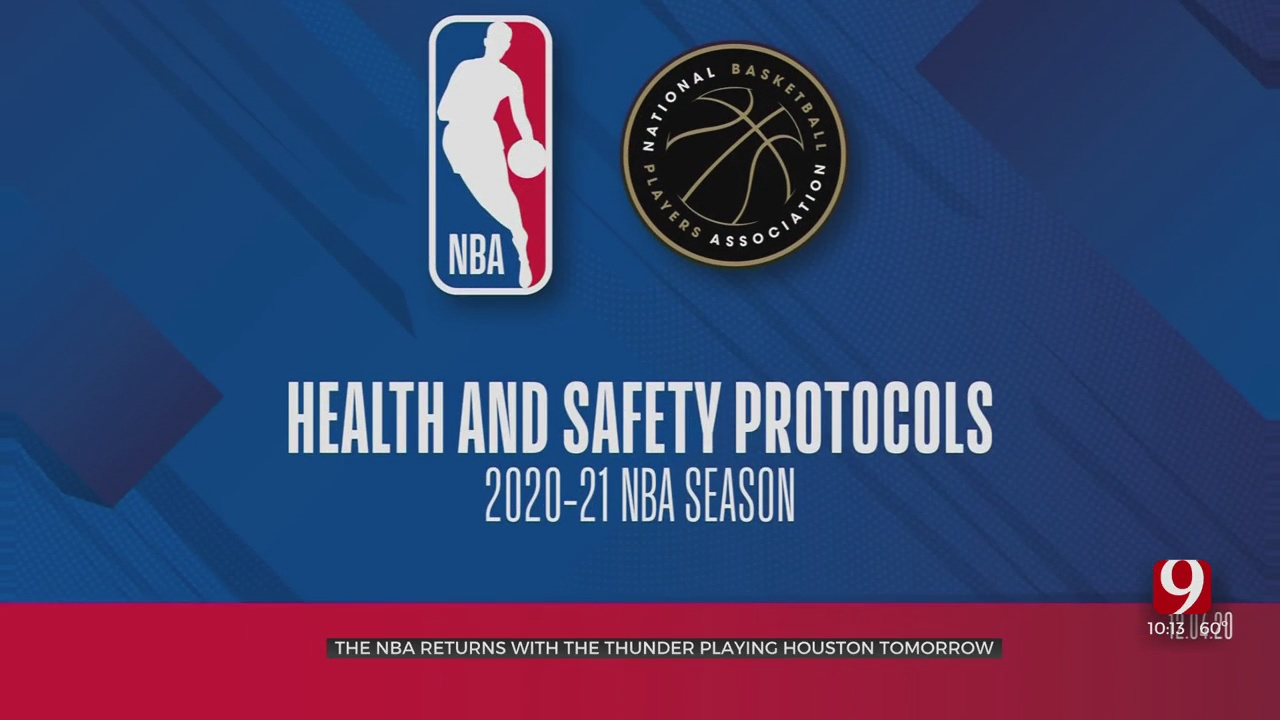 NBA Announces Health And Safety COVID-19 Protocols Amid Pandemic