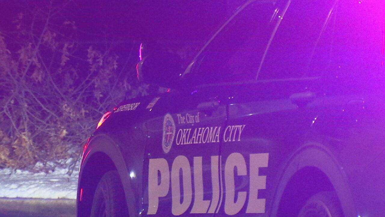 Suspect In OKC Police Pursuit Dies After Crashing Stolen Vehicle