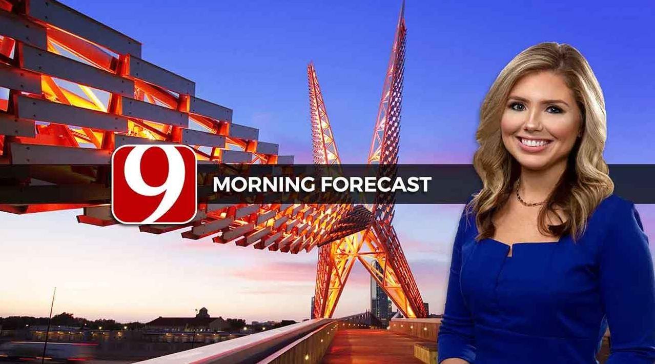 Cassie's 5 A.M. Tuesday Forecast
