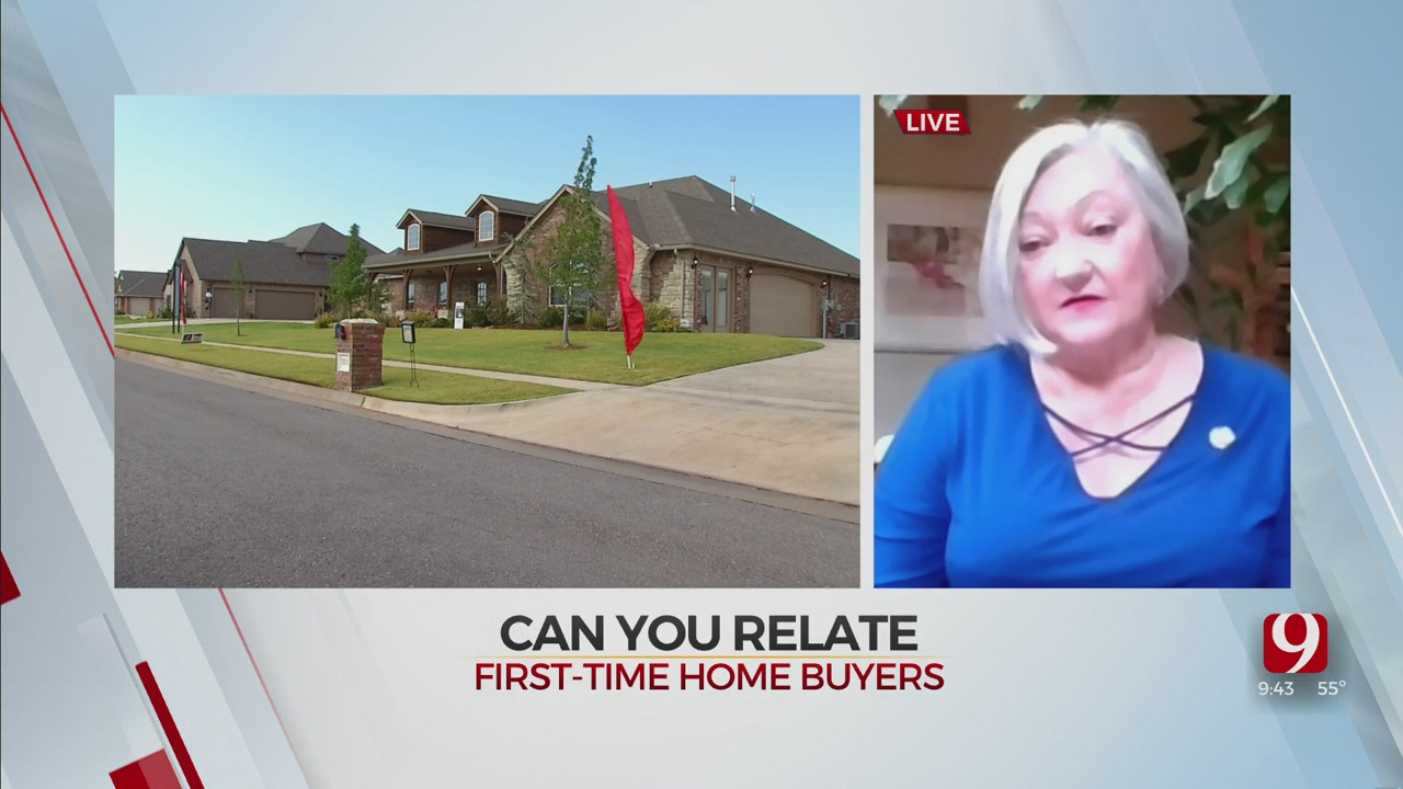 Can You Relate? First Time Home Buyer