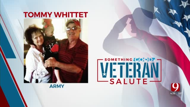Veteran Salute: Tommy Whittet