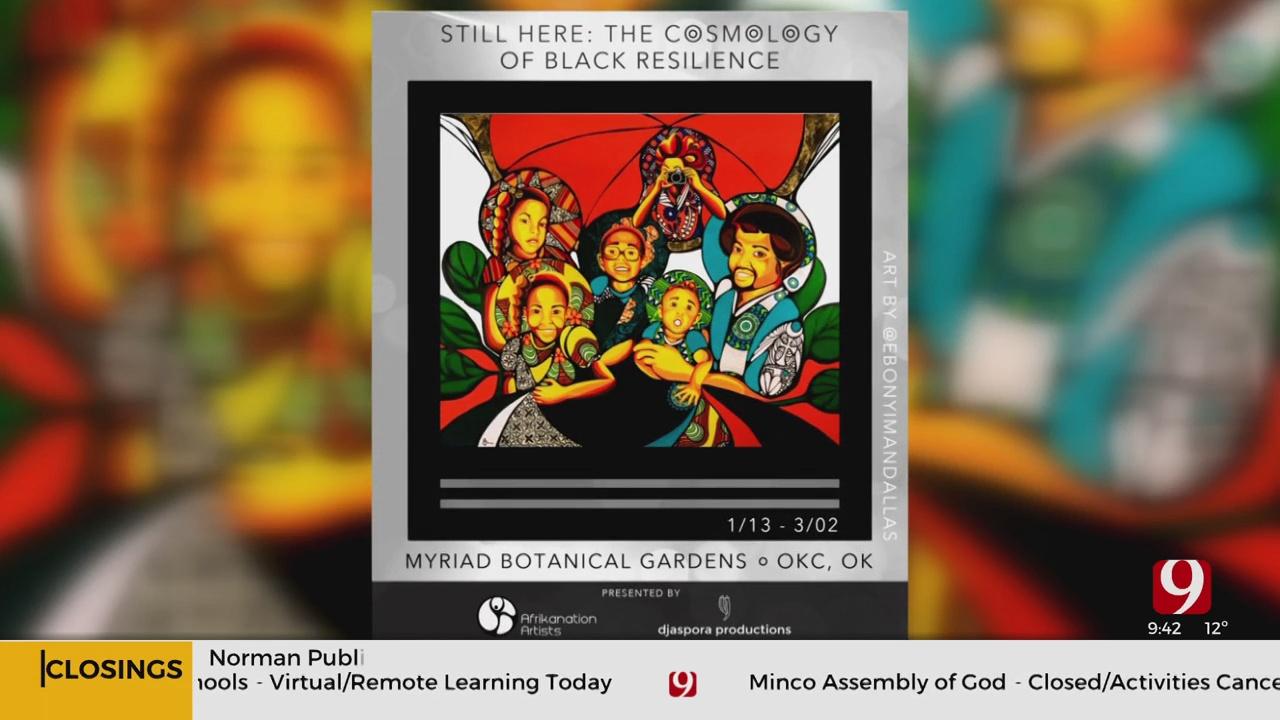 WATCH: Myriad Botanical Gardens Celebrates Black History, Resilience