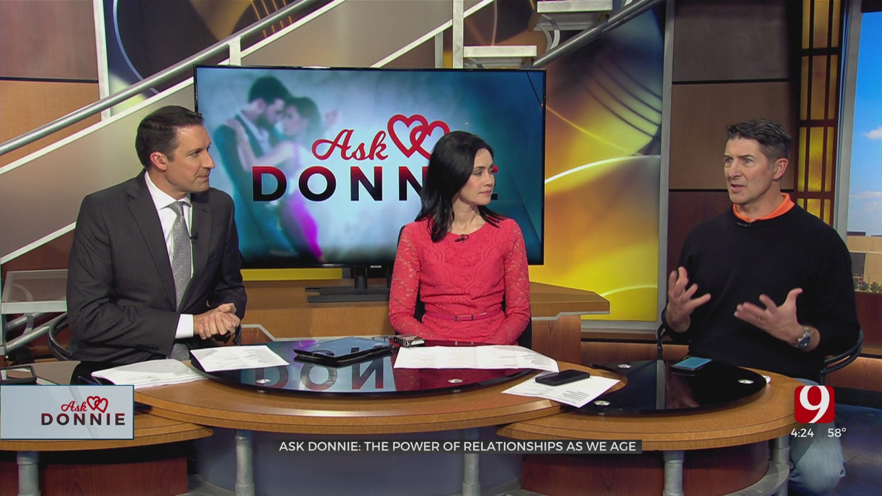 Ask Donnie: The Power Of Relationships