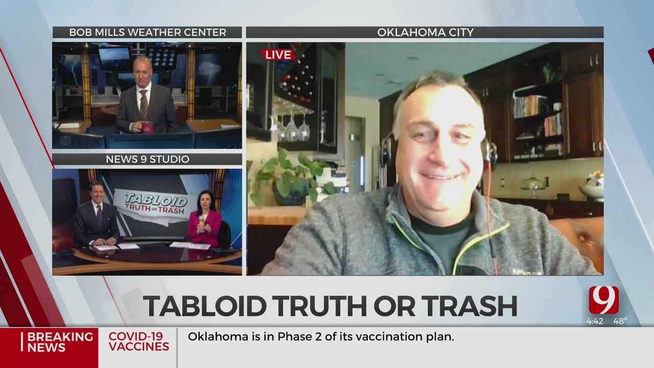 Tabloid Truth Or Trash For Jan. 19, 2021