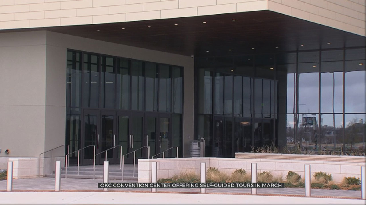 OKC Convention Center Offering Self-Guided Tours In March
