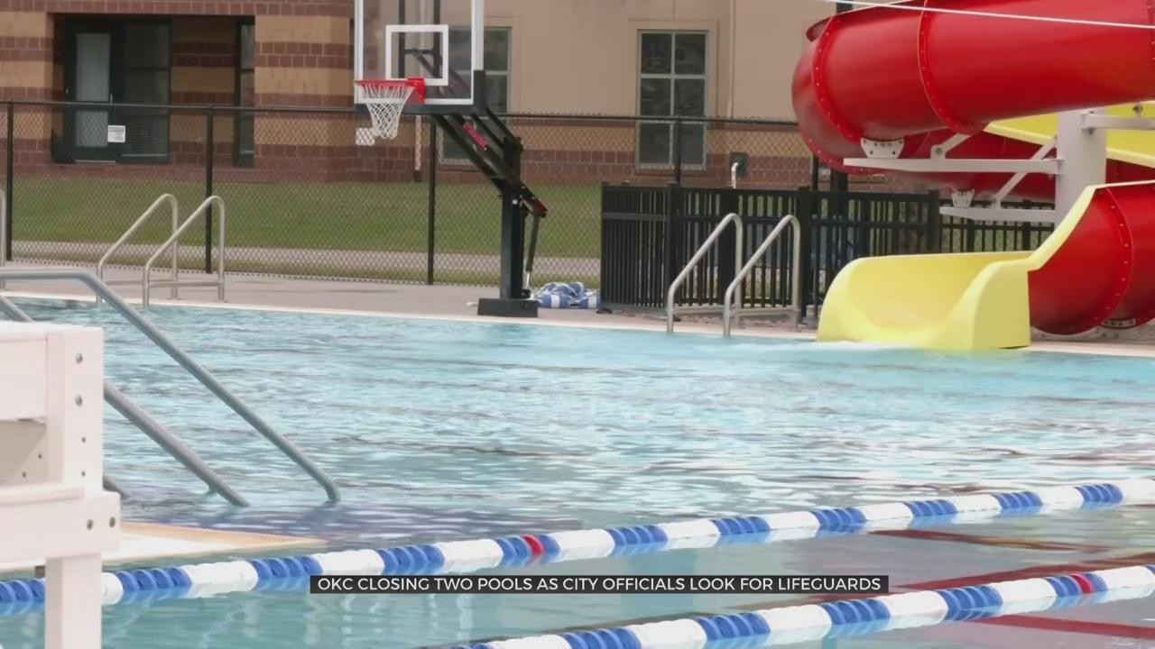 Lifeguard Shortage Delays Summer Plans For Oklahoma City