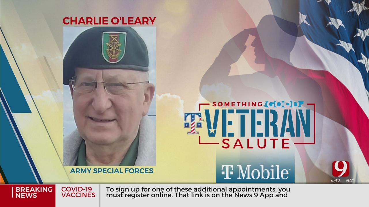 Veteran Salute: Charlie O'Leary