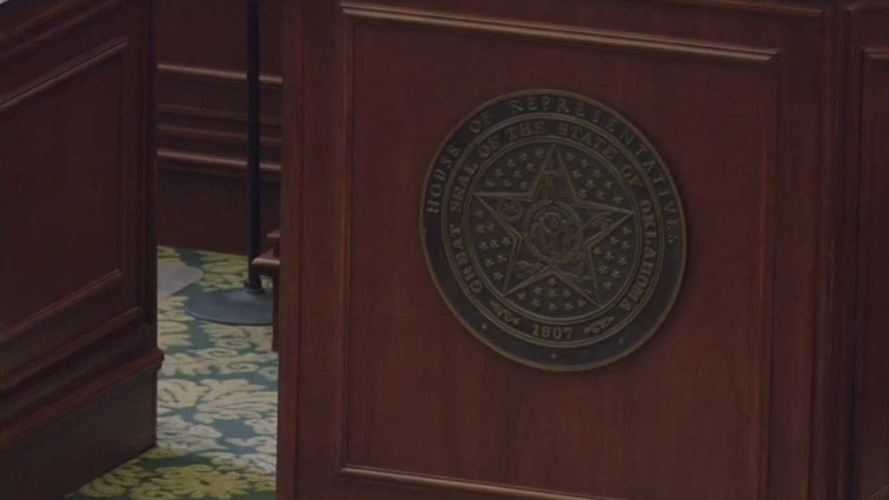 State Democrats Hold News Conference After House Passes State Budget