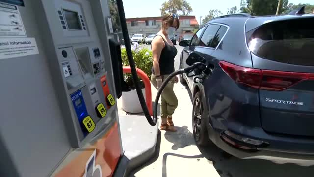 As Economy Reopens, Gas Prices Start To Go Back Up