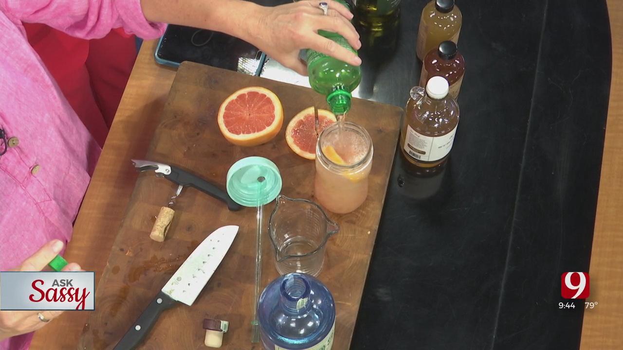 Ask Sassy: Mocktails Taste Test
