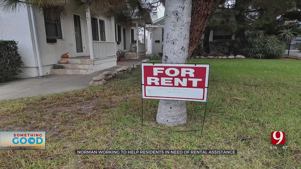 City Of Norman Offers Rental Assistance For Residents Still Struggling Due To The COVID-19 Pandemic