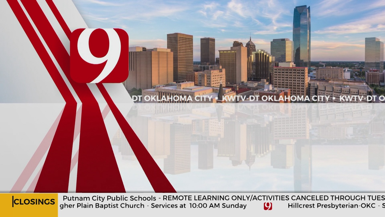 News 9 10 p.m. Newscast (February 12)