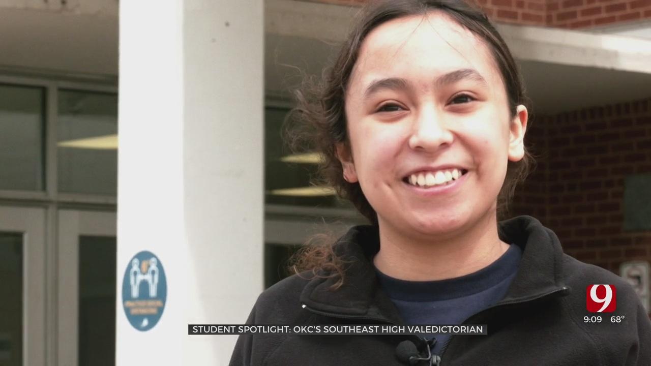 Student Spotlight: OKC High School Senior Becomes Valedictorian, Heads To Ivy League University