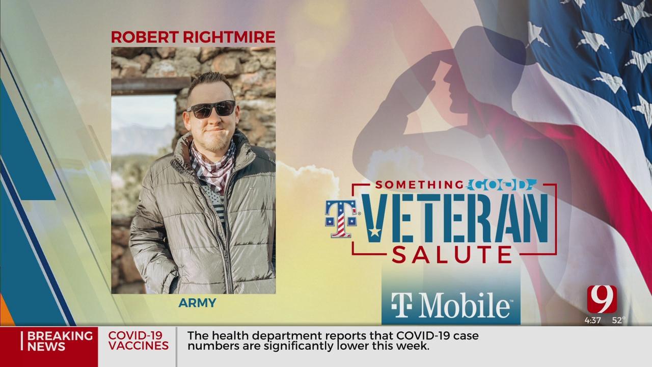 Veteran Salute: Robert Rightmire