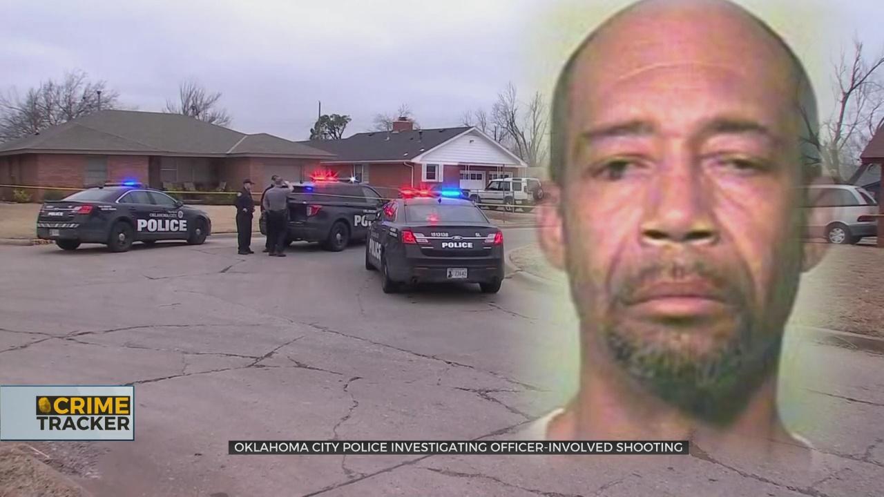 Police Identify Man, Officer Involved In NE OKC Gunfight On Saturday