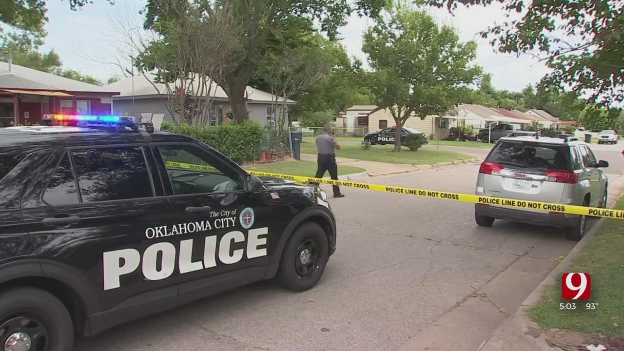 1 Killed In SW OKC Shooting