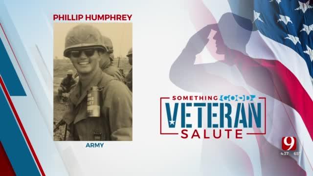 Veteran Salute: Phillip Humphrey
