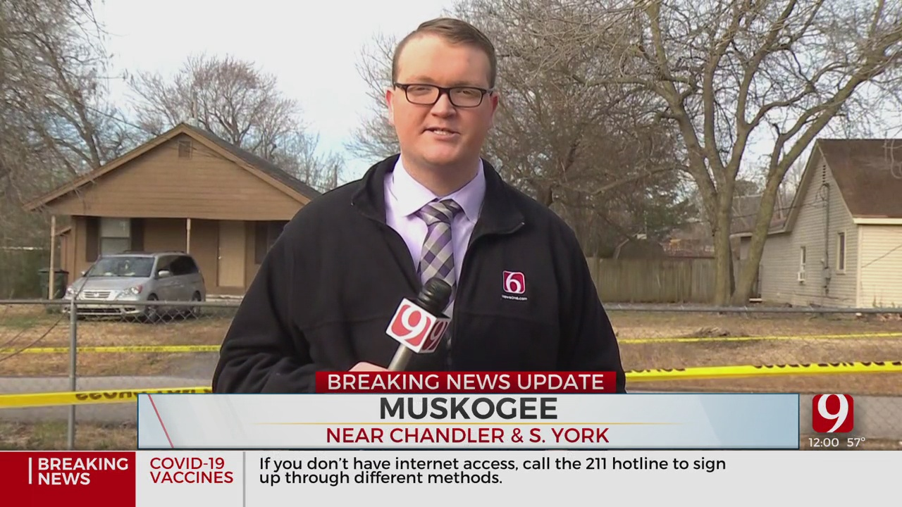 New Details Emerge In Shooting That Left 6 Dead In Muskogee