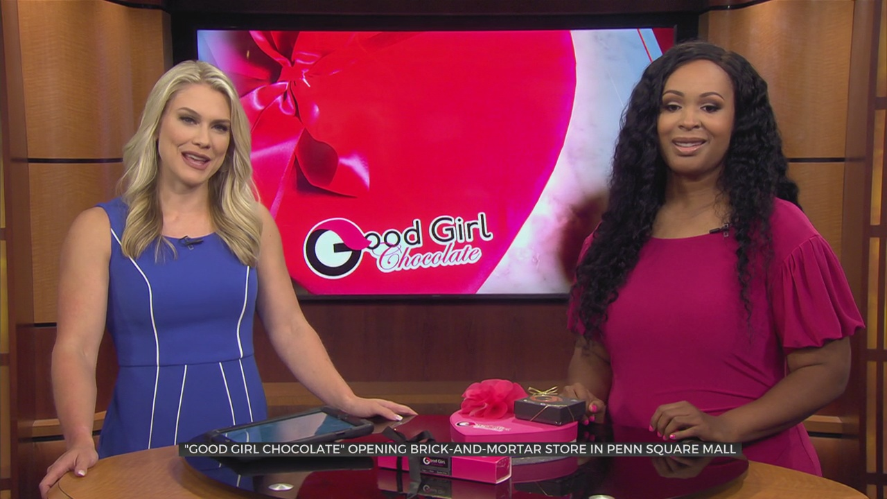 New Health Chocolate Store Opens At Penn Square Mall