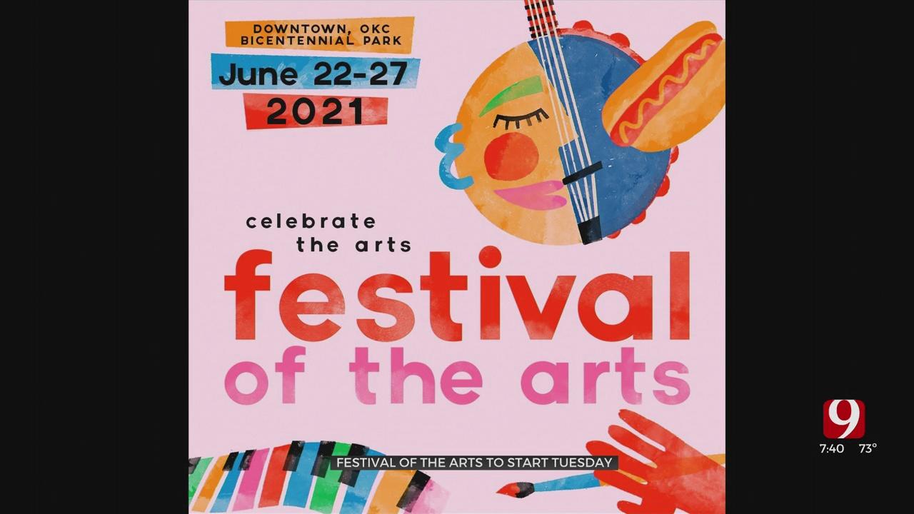 Festival Of The Arts Returns To OKC