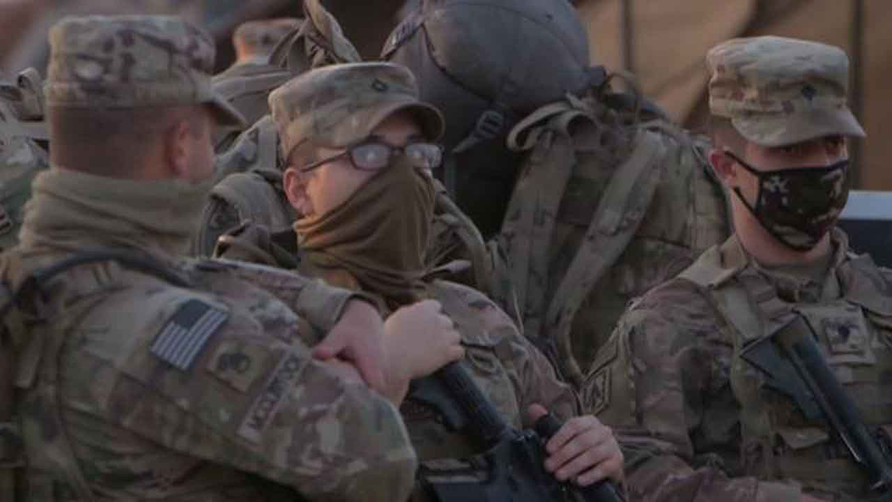 US Troops Celebrate Thanksgiving Amid Pandemic: 'COVID Has Really United Us'