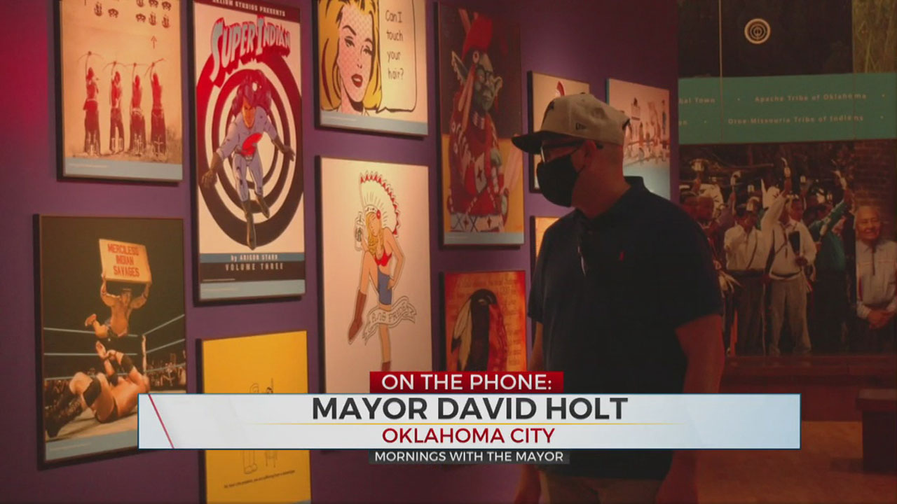 Mornings With The Mayor: September 23