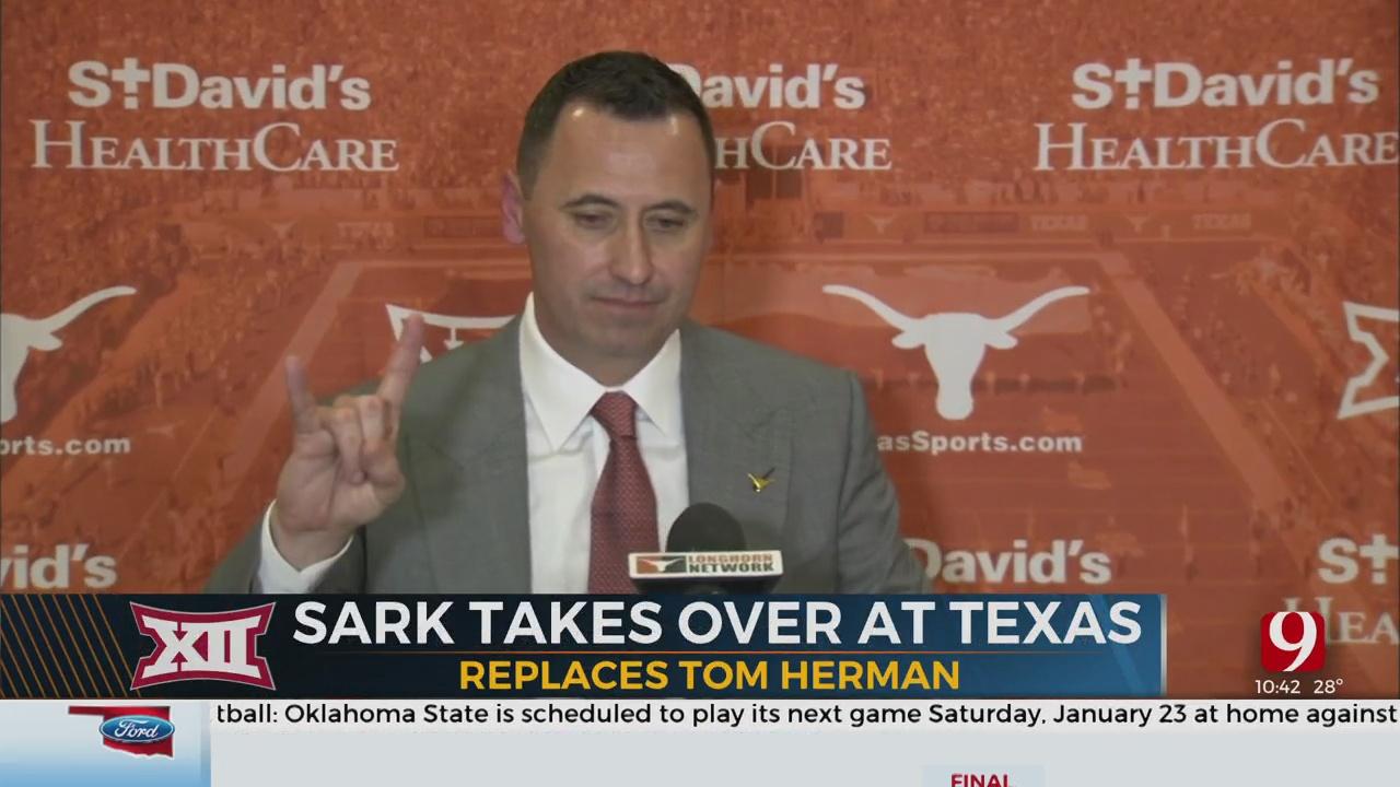 Texas Hires Steve Sarkisian To Replace Tom Herman