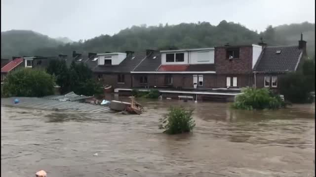 Rescuers Rush To Help As Europe's Flood Toll Surpasses 120