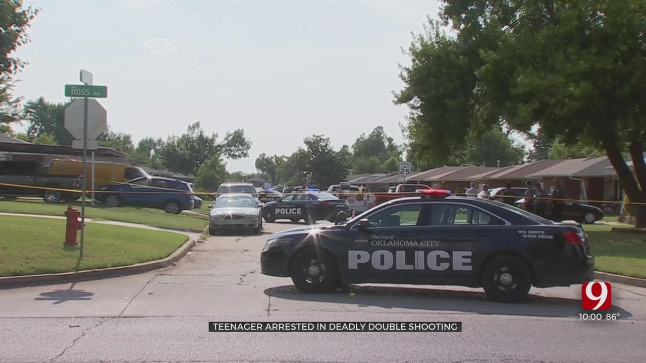OCPD: Suspect In Custody Following Double Homicide Shooting In OKC