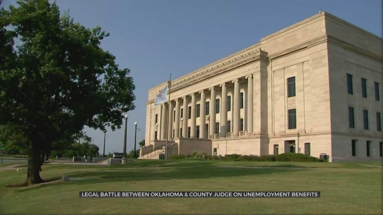 Legal Battle Set To Begin As Okla. Pushes Back Against Okla. Co. Judge's Ruling