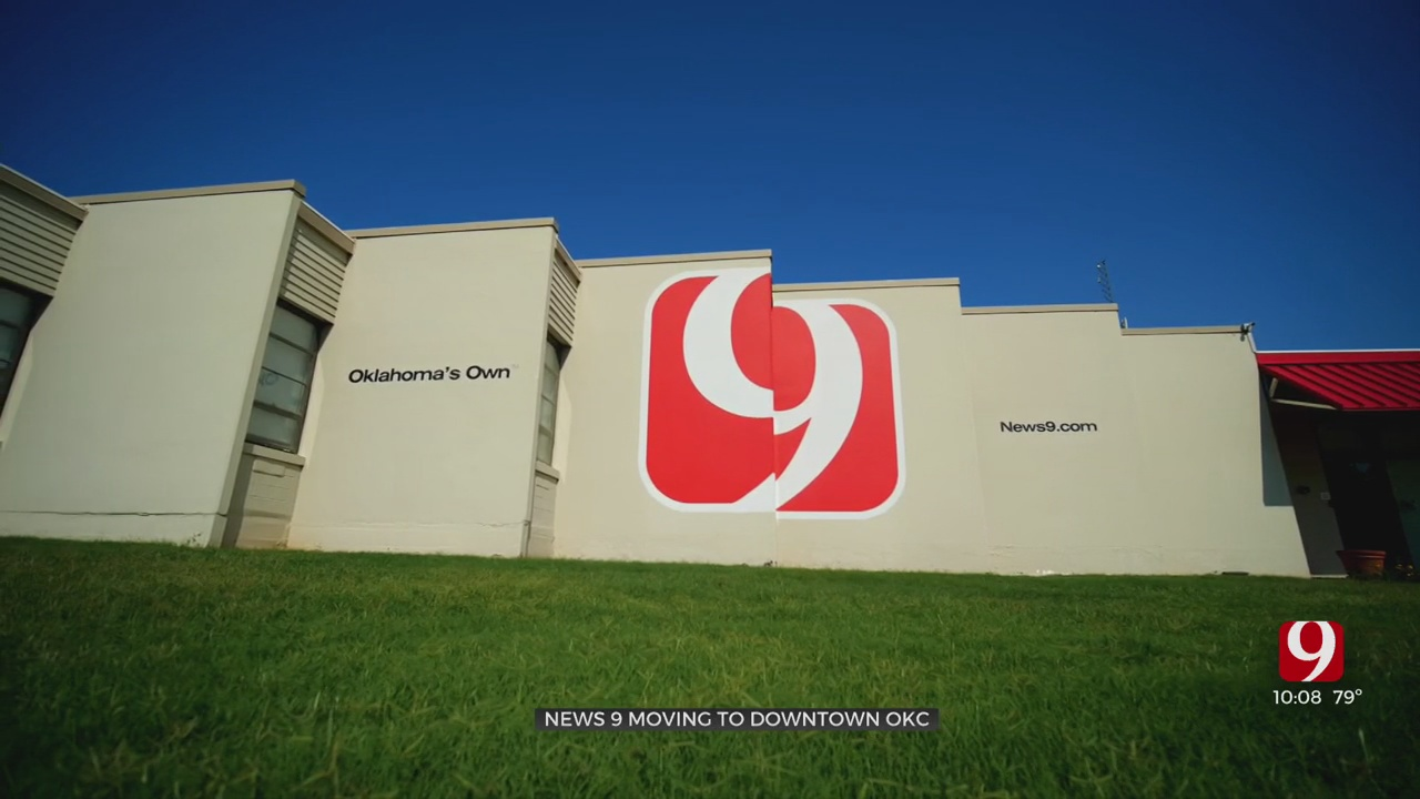 News 9's Move To Downtown OKC Will Bring Several Organizations Under One Roof
