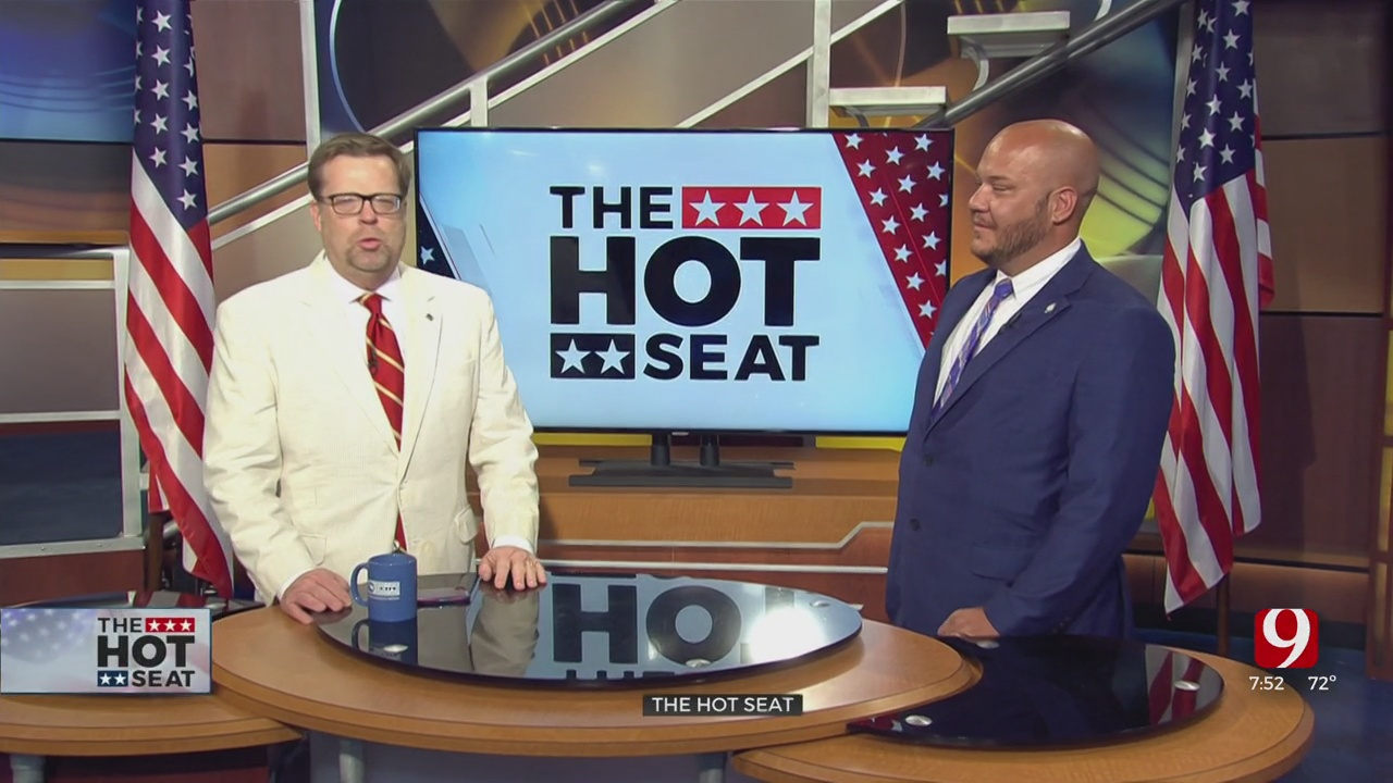 The Hot Seat: Infrastructure In Oklahoma