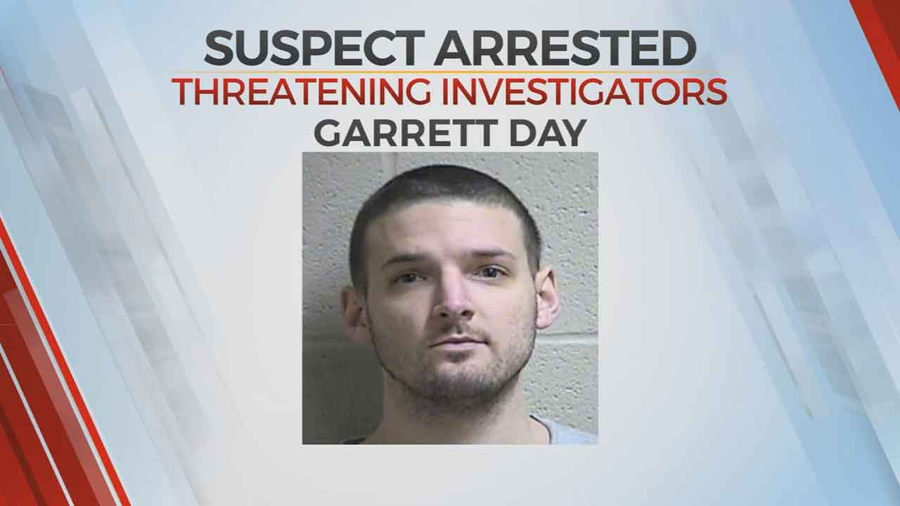 Man Accused Of Threatening Shawnee Police Investigators On Facebook Messenger