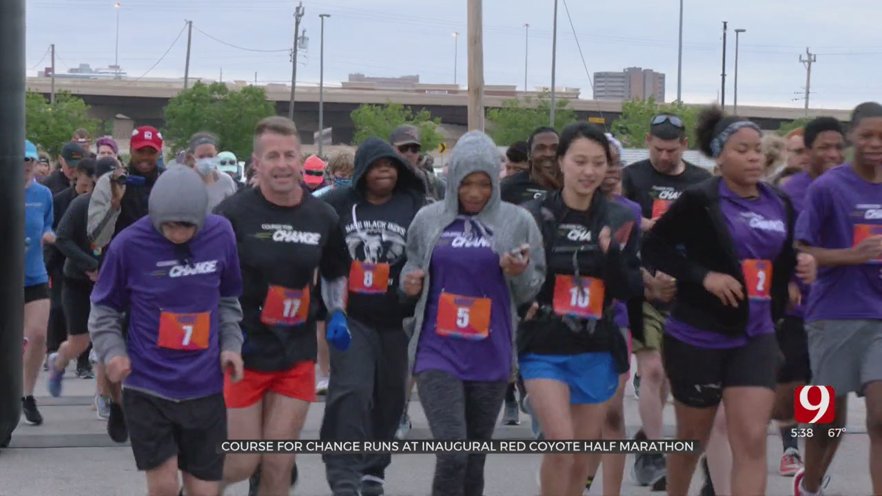 First-Ever Red Coyote Half-Marathon Benefitting Youth Program