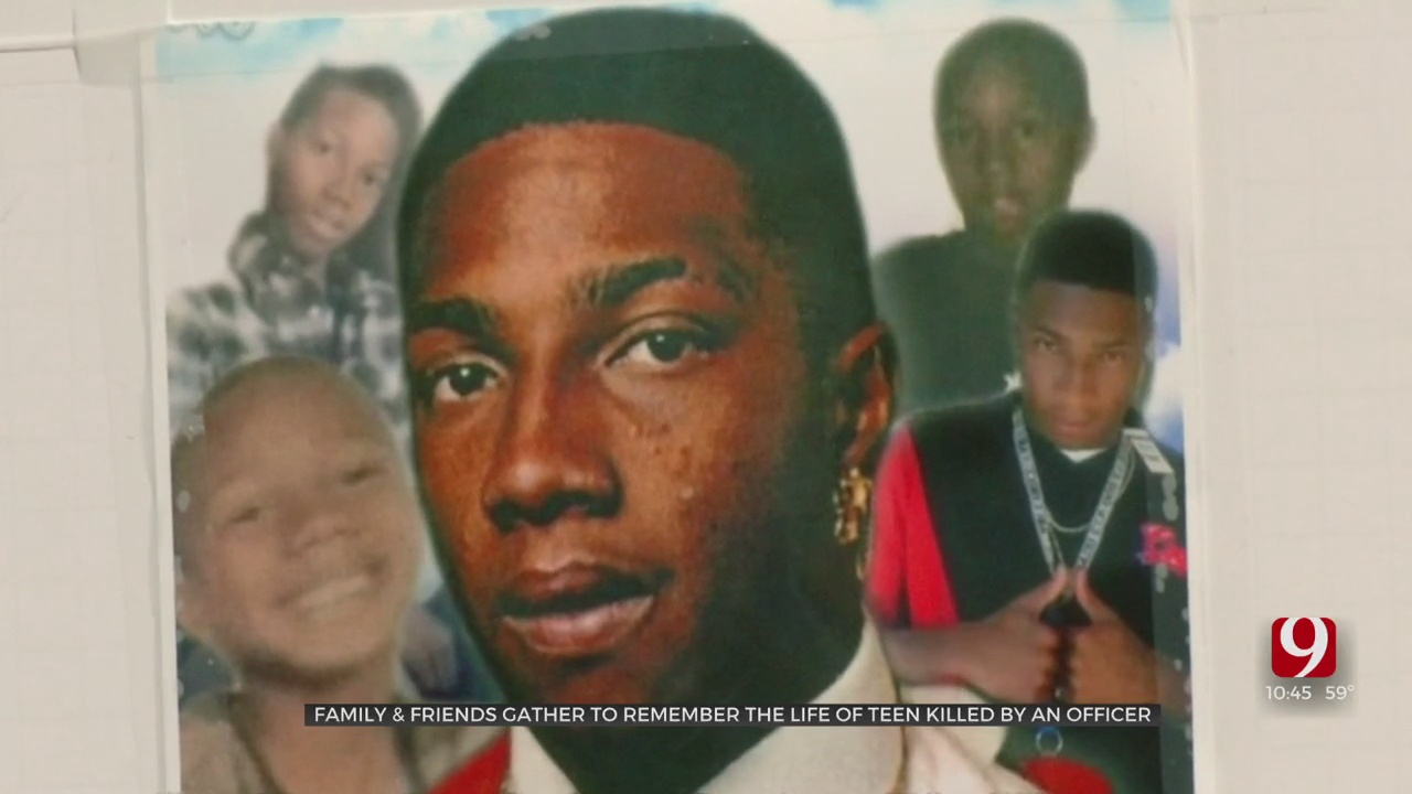 Family Pays Tribute To Teenager Killed By Police Nine Years Ago
