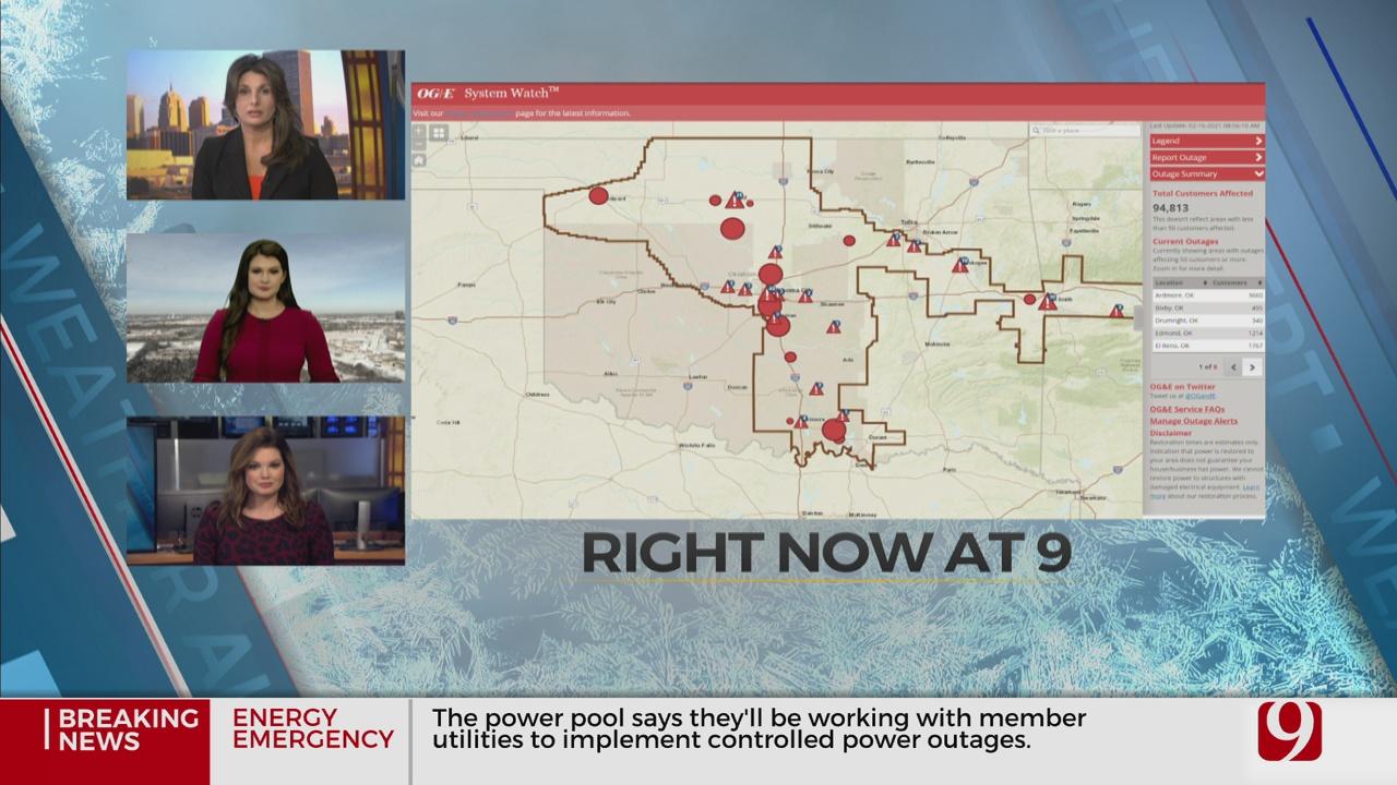 News 9 9 a.m. Newscast (Feb. 16)