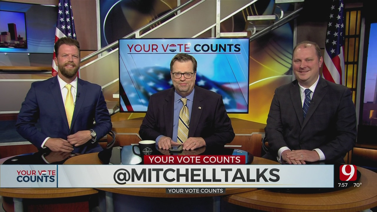 Your Vote Counts: Opportunity Scholarships, Budget Goes To Governor, & The Week Ahead