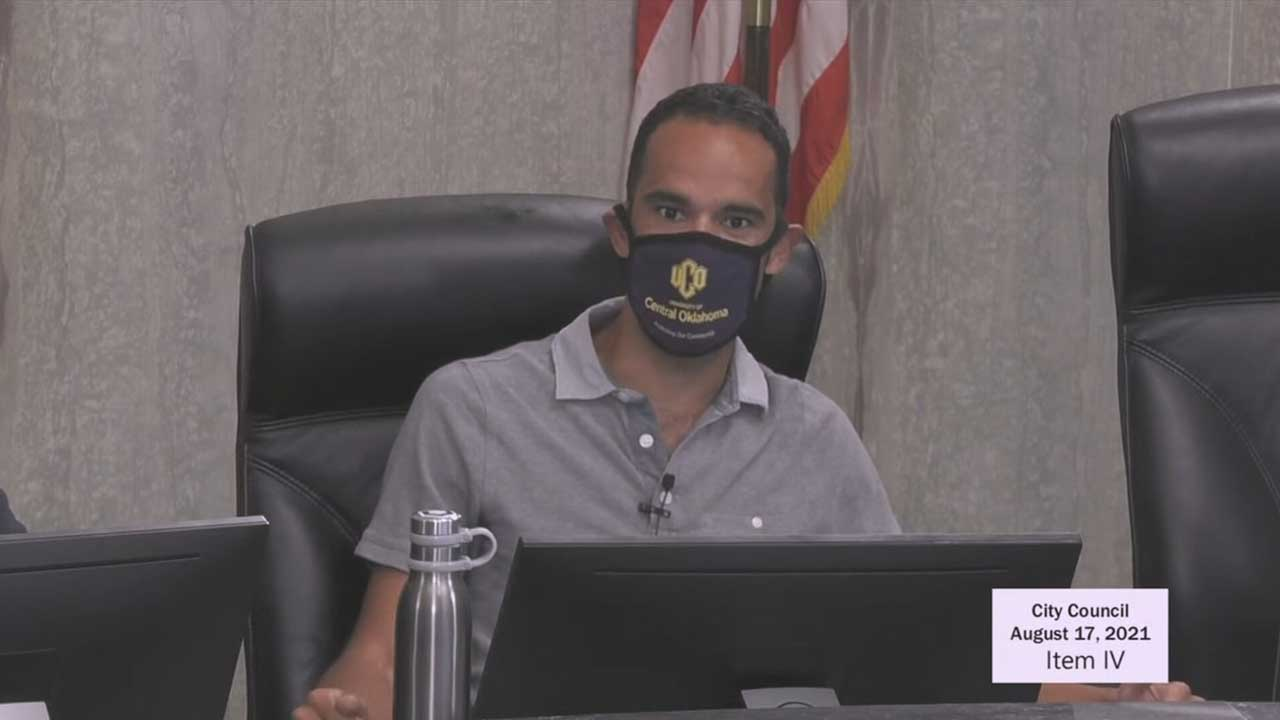 OKC City Council Approves Resolution To Strongly Encourage CDC Mask Guidelines
