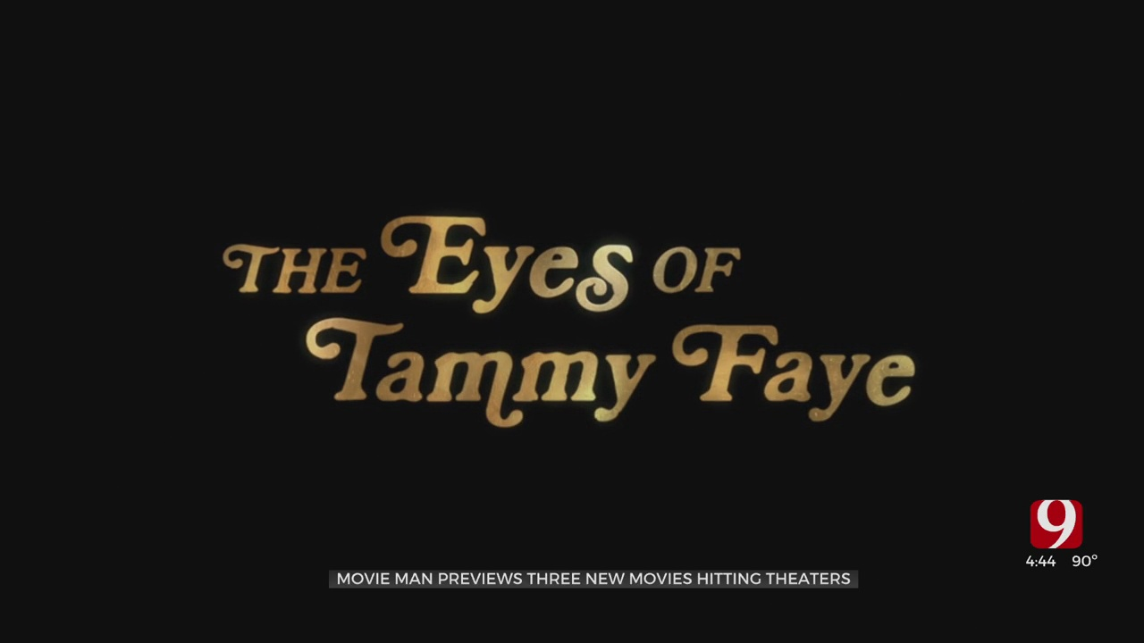 Dino's Movie Moment: Cry Macho, Copshop And The Eyes Of Tammy Faye