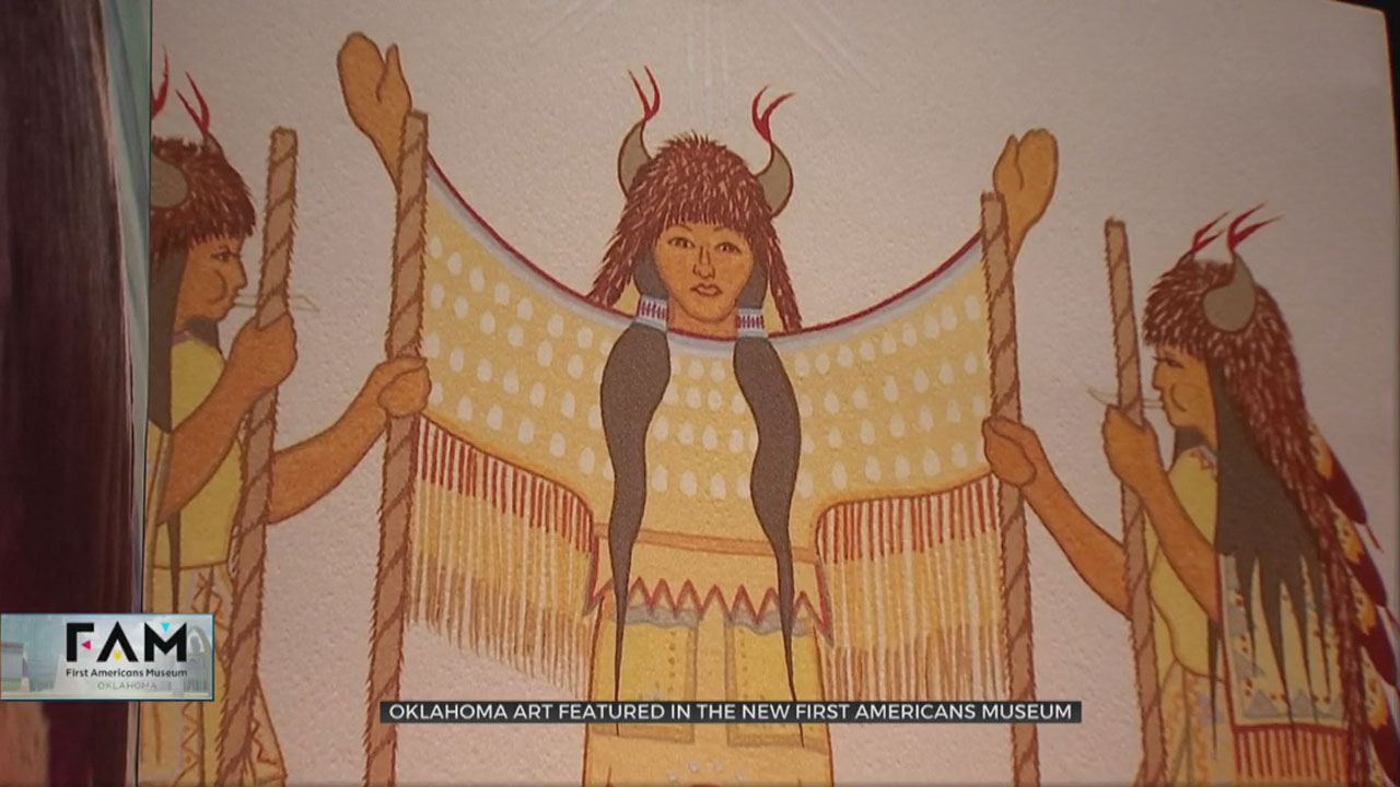 First Americans Muesum Opens This Weekend