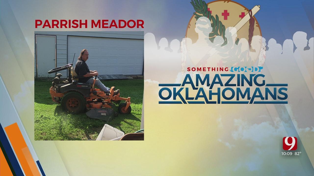 Amazing Oklahoman: Parrish Meador