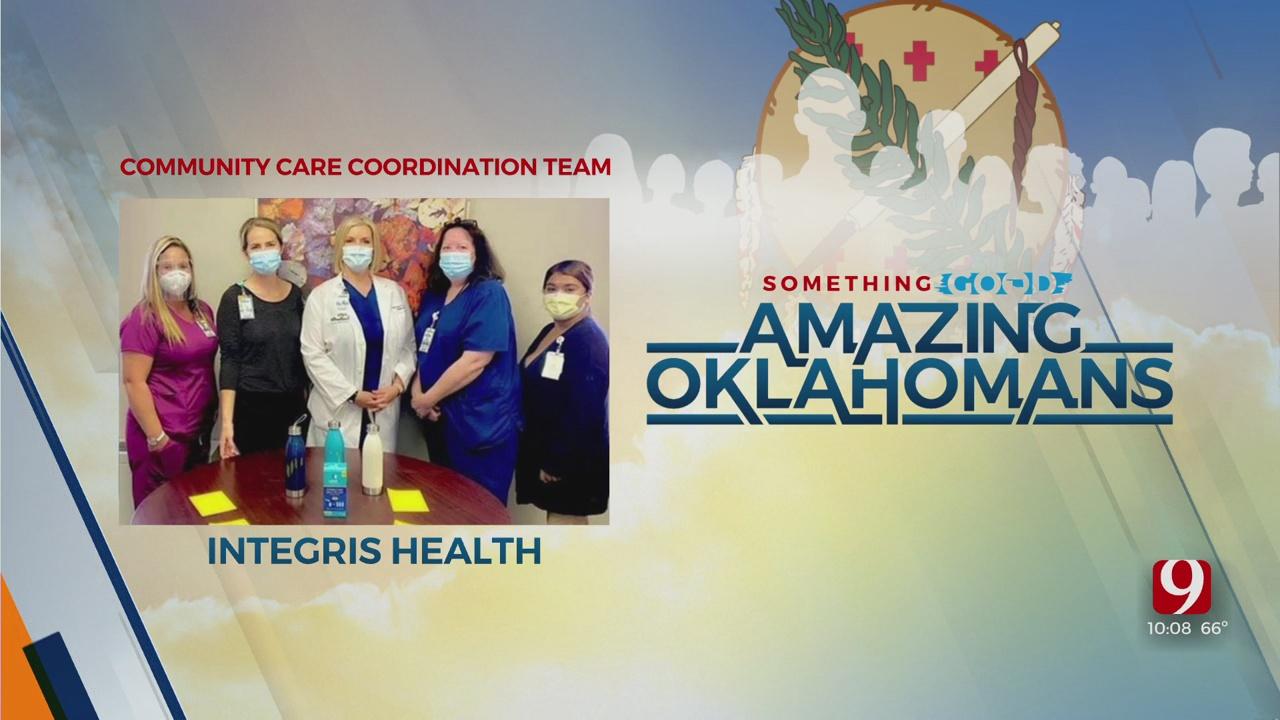 Amazing Oklahoman: Community Care Coordination Team