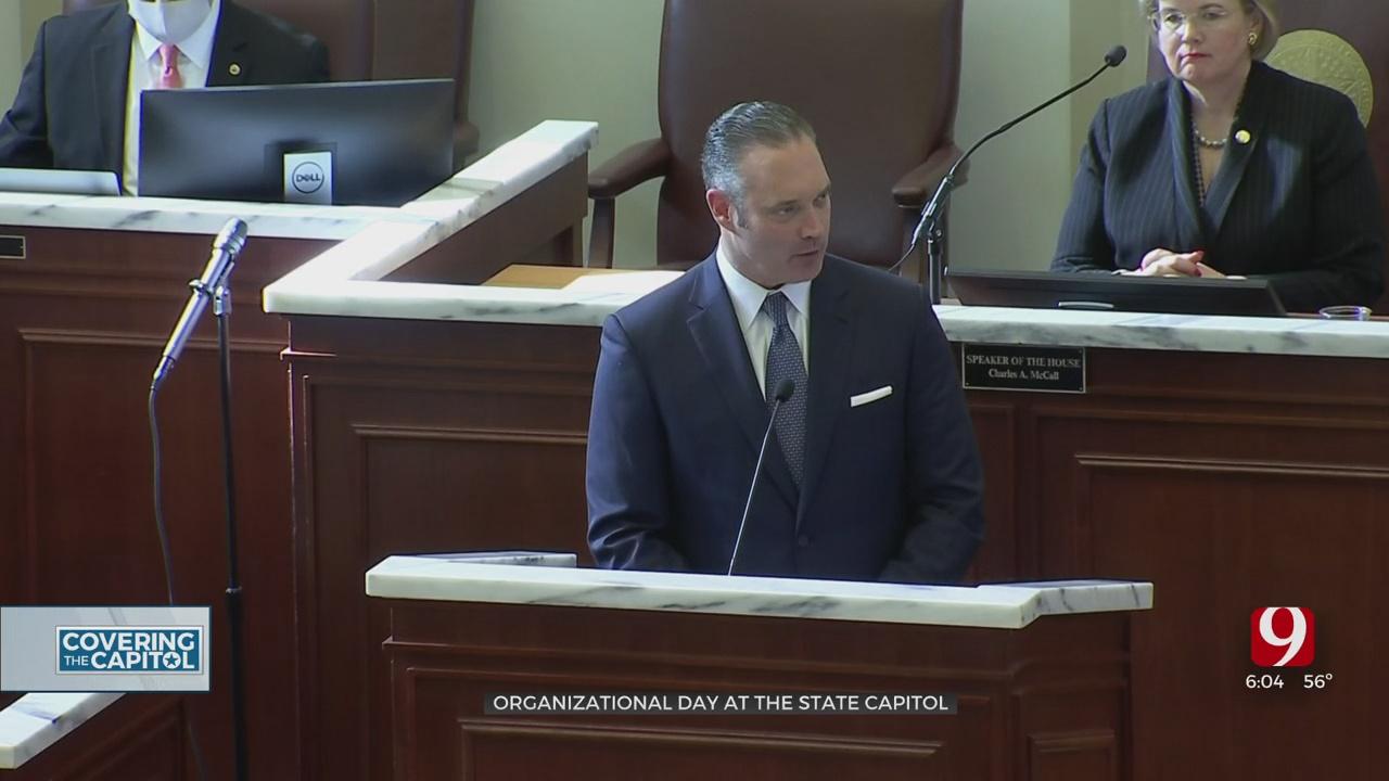 Oklahoma's 58th Legislative Session Gaveled In