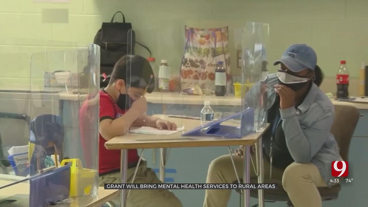 Davis, Sulphur School Districts Look To Boost Mental Health Services