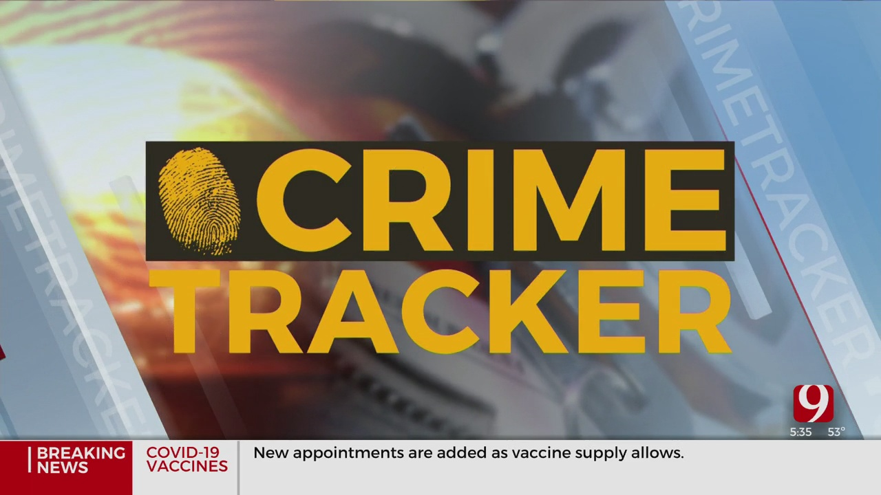 Man Accused Of Armed Robbery In NE OKC
