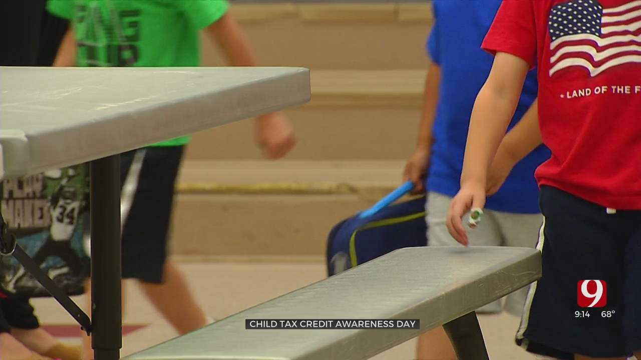 WATCH: Oklahoma Institute For Child Advocacy CEO Talks About The Child Tax Credit